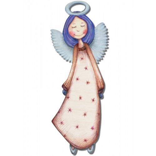 Anioł w gwiazdki III -...