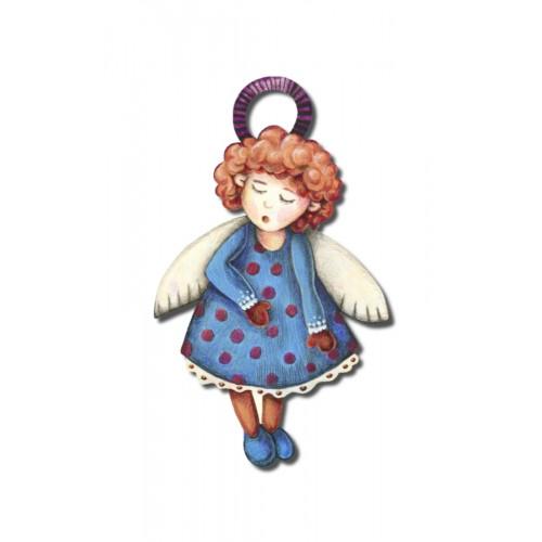 Anioł Rudzielec I - magnes...