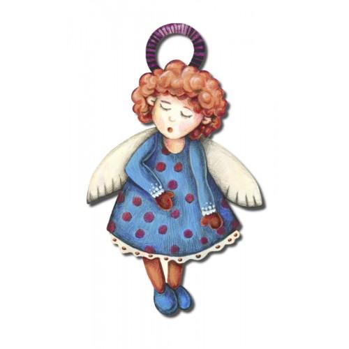Anioł Rudzielec I -...