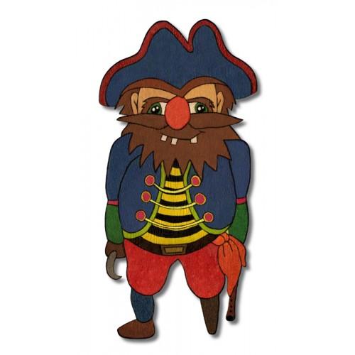 Pirat - magnes średni