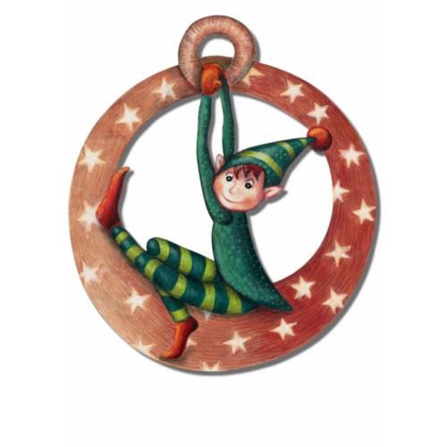 Elf I - dekor średni