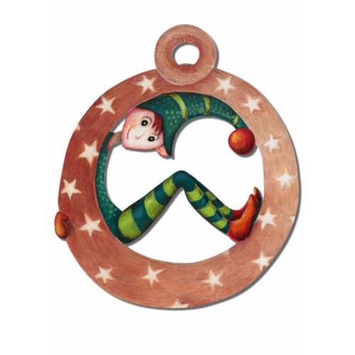 Elf III - dekor średni