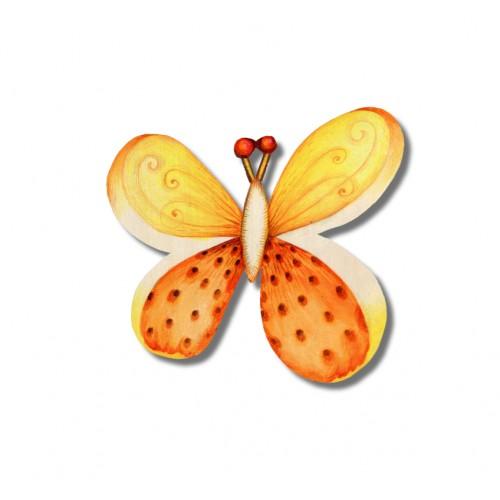 Motyl - magnes mały